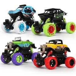 LeadingStar детей сплава внедорожник модель игрушки отступить литья под давлением модели игрушка мальчик подарок