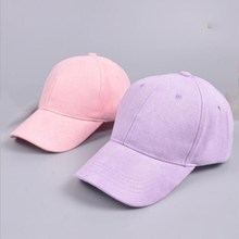 Summer Baseball Cap Women Men's Fashion Brand Street Hip Hop Adjustable Caps Suede Hats for Men Black White Snapback Caps недорго, оригинальная цена