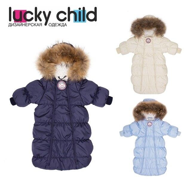 Верхняя одежда конверт Lucky Child для обувь мальчиков и девочек V1-1 комбинезон кокон коляска Сумка Одежда