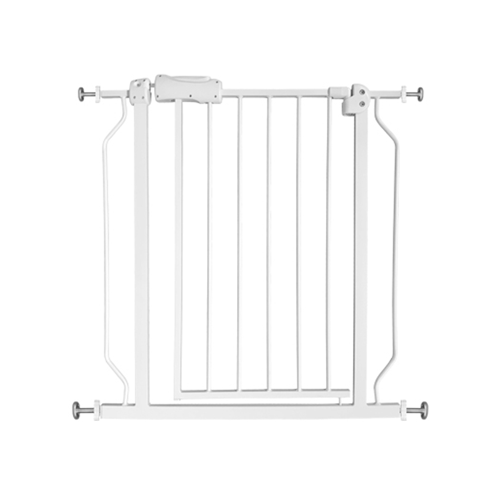 Clearance Sale Baby Safety Gate Children Toddler Stair Protection Fence Pet Isolation Door 138-145cm WhiteClearance Sale Baby Safety Gate Children Toddler Stair Protection Fence Pet Isolation Door 138-145cm White