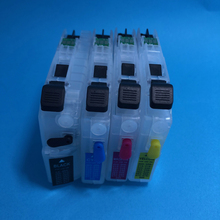 Refillable ink cartridge + Chip LC223 LC 223 for Brother DCP-4120DW/MFC-J4420DW/J4620DW/J4625DW/J5320DW/J5620DW/J5625DW/J5720DW refillable cartridge chip resetter for brother lc223 lc203 lc213 lc233 empty cartridge for brother mfc j4420dw mfc j5320dw