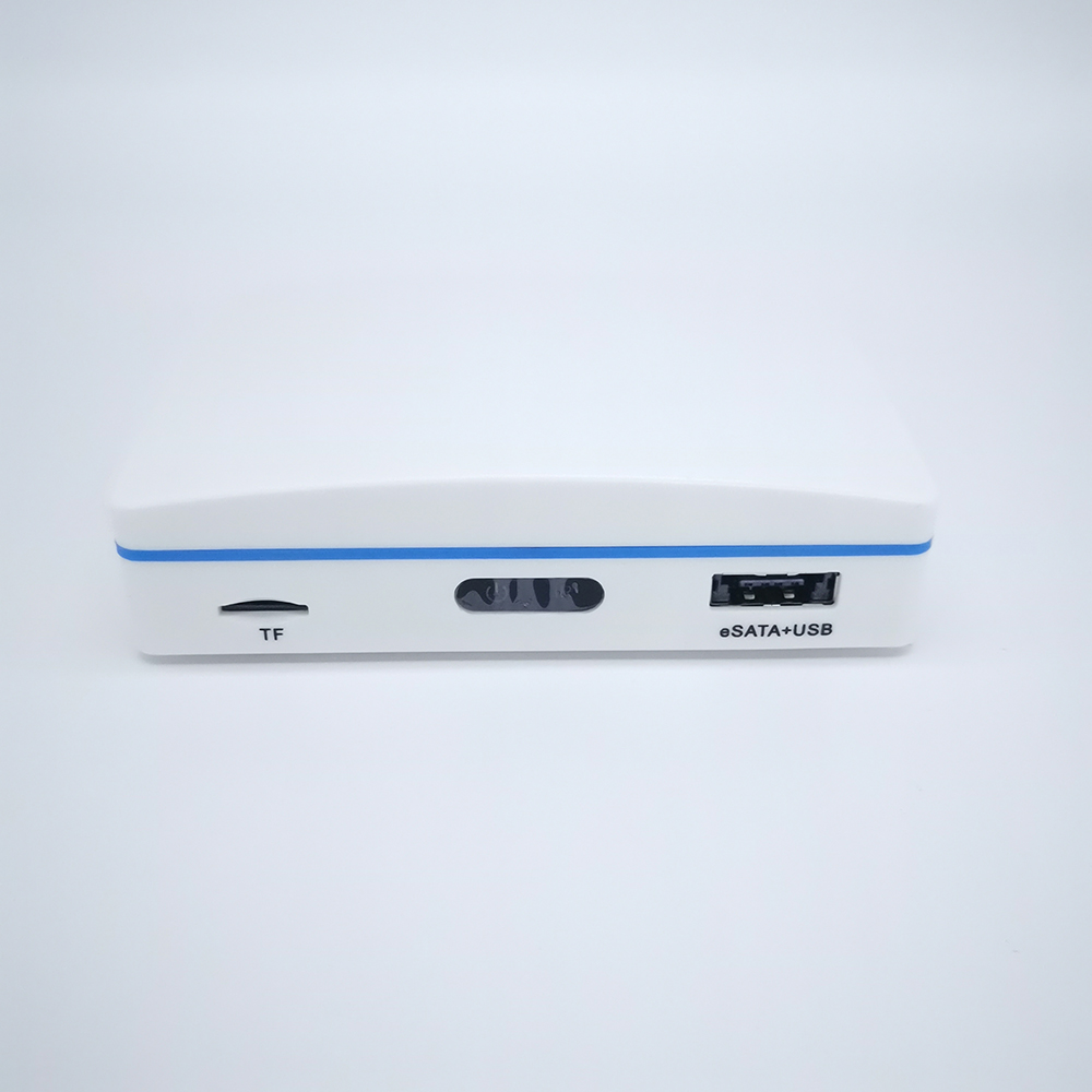 CWH 4CH MINI Analog AHD CVI TVI IP Camera Support Max 128G Micro SD Card Max 6TB USB external HDD Recording HDMI Output