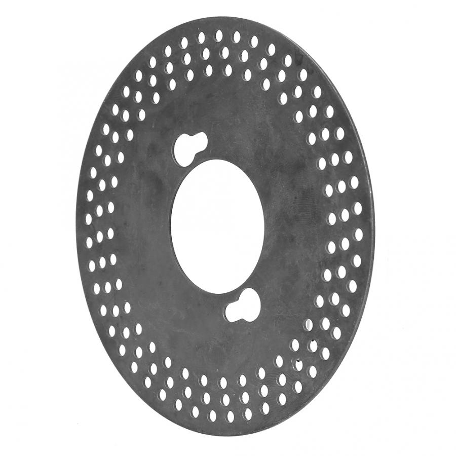 cnc  Iron 36/40/48 Holes Z023 Dividing Table Indexing Plate Rotary Table Dividend Plate cnc machine-in Wood Routers from Tools