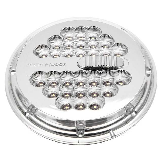 Interior Ceiling Lamp, Large & Slim, Casts Excellent Light, and Efficient on Electricity