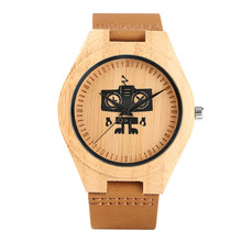 Natural Wooden Watches for Men Premium Eco-friendly Wooden Watches