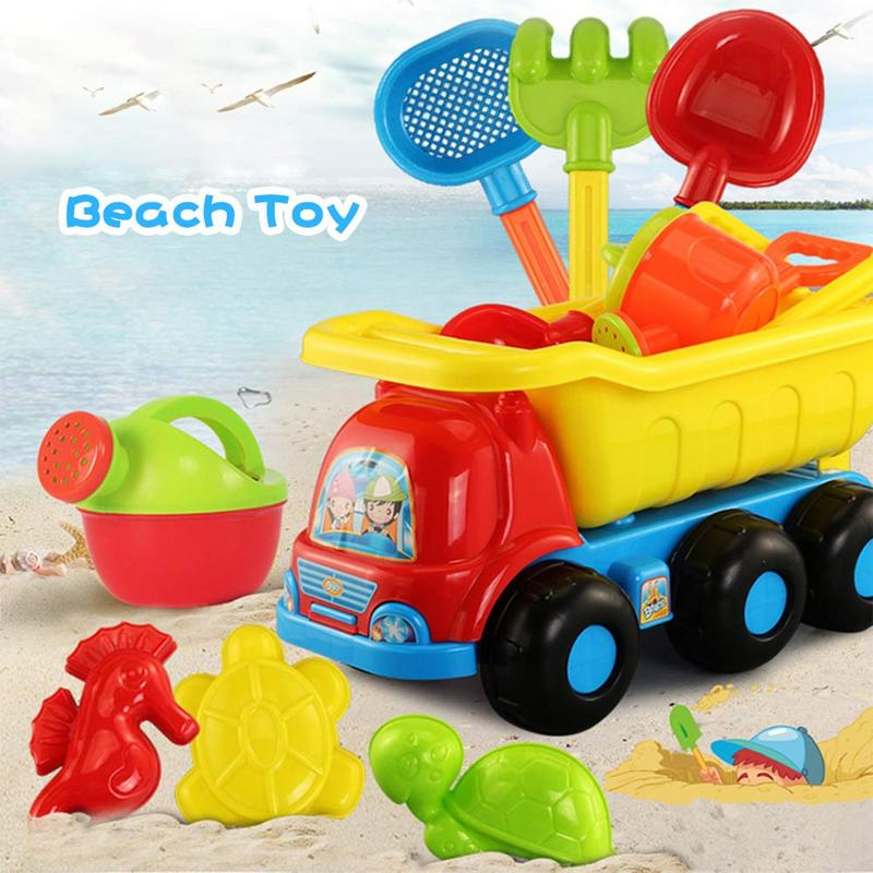 Modelos Playa Coches Juguetes Juego Animados De Dibujos Bebés Para Ingeniería XiwTPOukZ