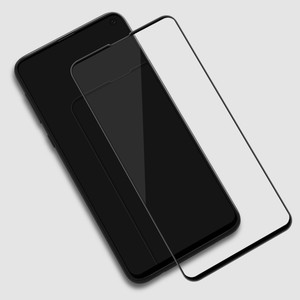 Image 4 - Proteggi schermo in vetro temperato per Samsung Galaxy S10e NILLKIN Amazing 3D CP + MAX Nano vetro protettivo antideflagrante 9H