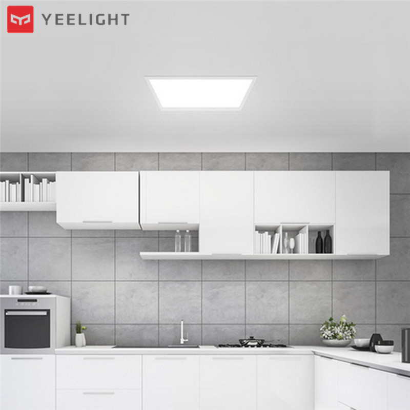 Fine Xiaomi Yeelight Ultrathin Led Downlight Dustproof Led Panel Light Bedroom Ceiling Lamp 30x30cm/30x60cm Ac220-240v Ceiling Lights