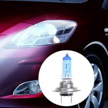 1pc 12V Ultra White Car Headlight Lamp Light Replacement Bulb Car HeadLight Auto Lamp Source Car Styling new H7 55W 6000K(China)