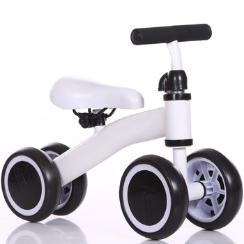12 Inch Balance Bike Toddler Without Pedals For 1 – 5 Year Old, White