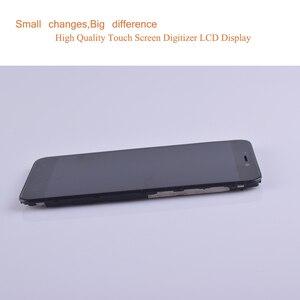Image 4 - 10 Teile/los Für Xiaomi REDMI 4X LCD Display Touchscreen Digitizer Sensor Pantalla monitor Redmi 4x LCD Montage Mit Rahmen