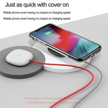 Spider Suction WXXP Mini Suction Cup Wireless Fast Charging Pad Charger for iPhone X XR XS XS Max Samsung S8 S9
