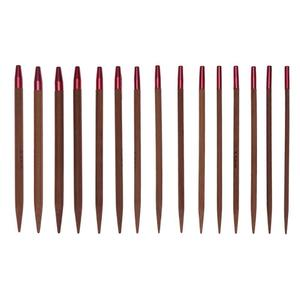 13 размер Сменные алюминиевые круглые вязаные иглы набор колец для вязания крючком пряжа алюминиевые Иглы Швейные аксессуары