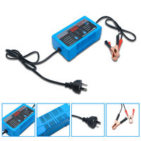 Car Battery Charger 6V & 12V Heavy Duty 2A 8A 12A with Trickle Charge 4 200AH