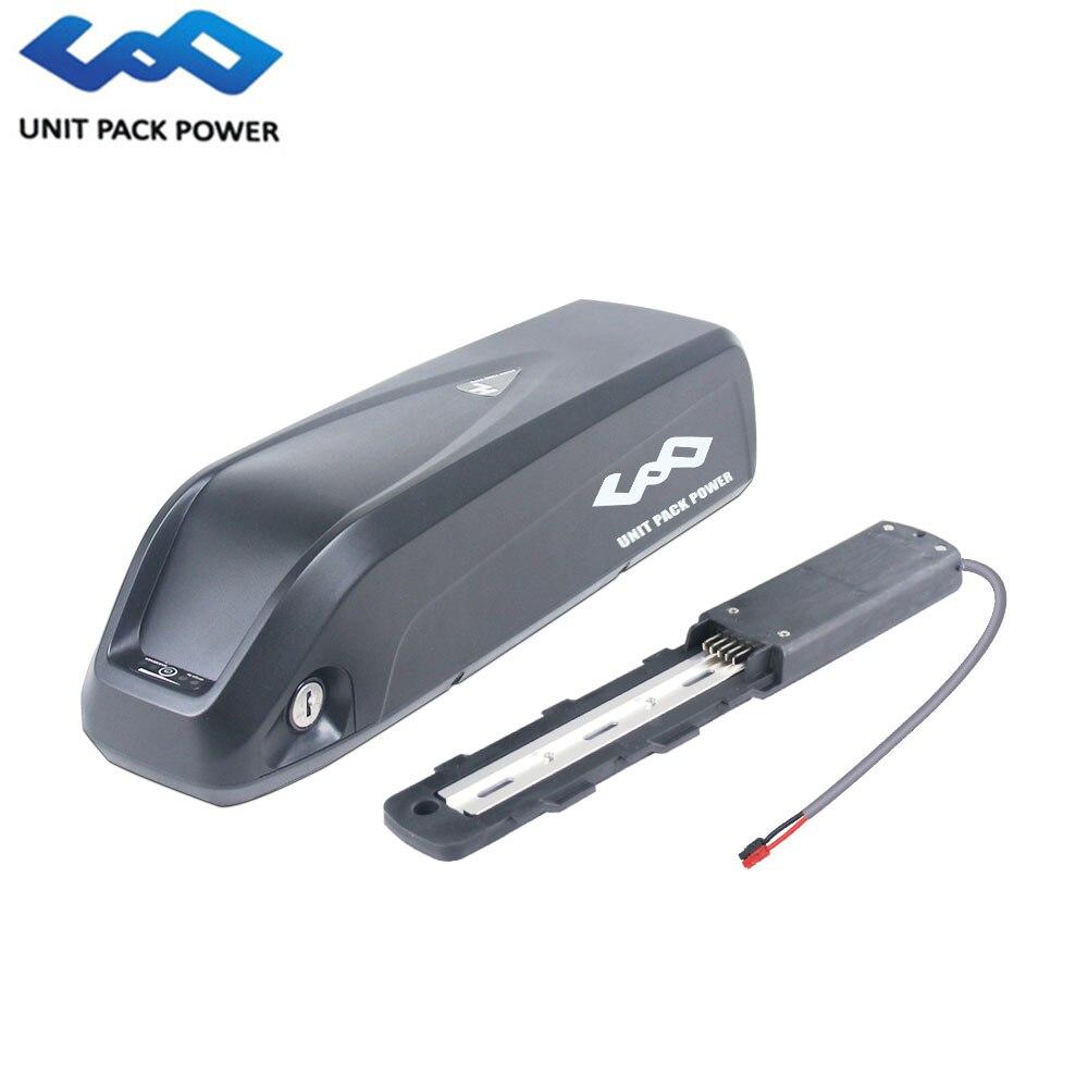 52V 14Ah Hailong e-bike batterie 48V 13Ah 10Ah LG/Samsung cellule électrique vélo Batteries pour 1000W 750W 500W Bafang BBSHD moteur