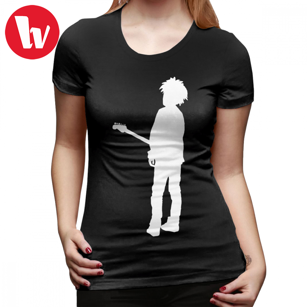 The Cure T-Shirt Rob Is The Cure T Shirt Plus Size Short Sleeve Women fd668dd4990b