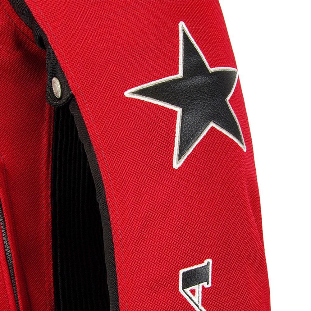 BENKIA JS92 veste de Moto équitation costume de Moto Protection armure corporelle vêtements réfléchissants manteau homme vêtements protecteur hommes vestes - 5