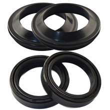 45x57x11mm Front Fork Damper Oil Seal and Dust for Honda CR250R CR500R GL1500 ST1300 VTX1800