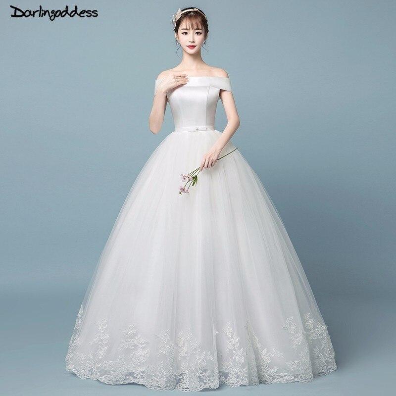 Luxury Ball Gown Wedding Dresses 2018 Princess Wedding Gowns Cap