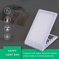 WSFS Hot Happy touch Light 11000 Lux Bionic Sunlight SAD Light Natural Sunshine Therapy Lamp Improve Mood Healing Wellness Lamp