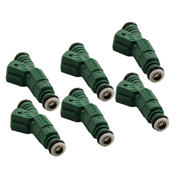 6pc Fuel Injectors 0280155968 440CC 42LB/HR For Ford Falcon BA BF XR6 TURBO for Audi Fuel Injector