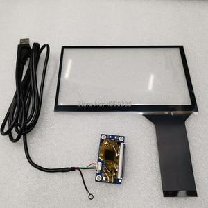 Image 4 - شاشة اللمس بالسعة 7 بوصة 10 نقطة USB واجهة عالمية دعم أندرويد لينكس WIN7810 التوصيل والتشغيل