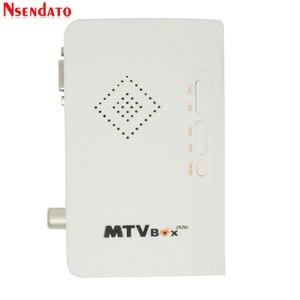 External LCD CRT TV Tuner MTV