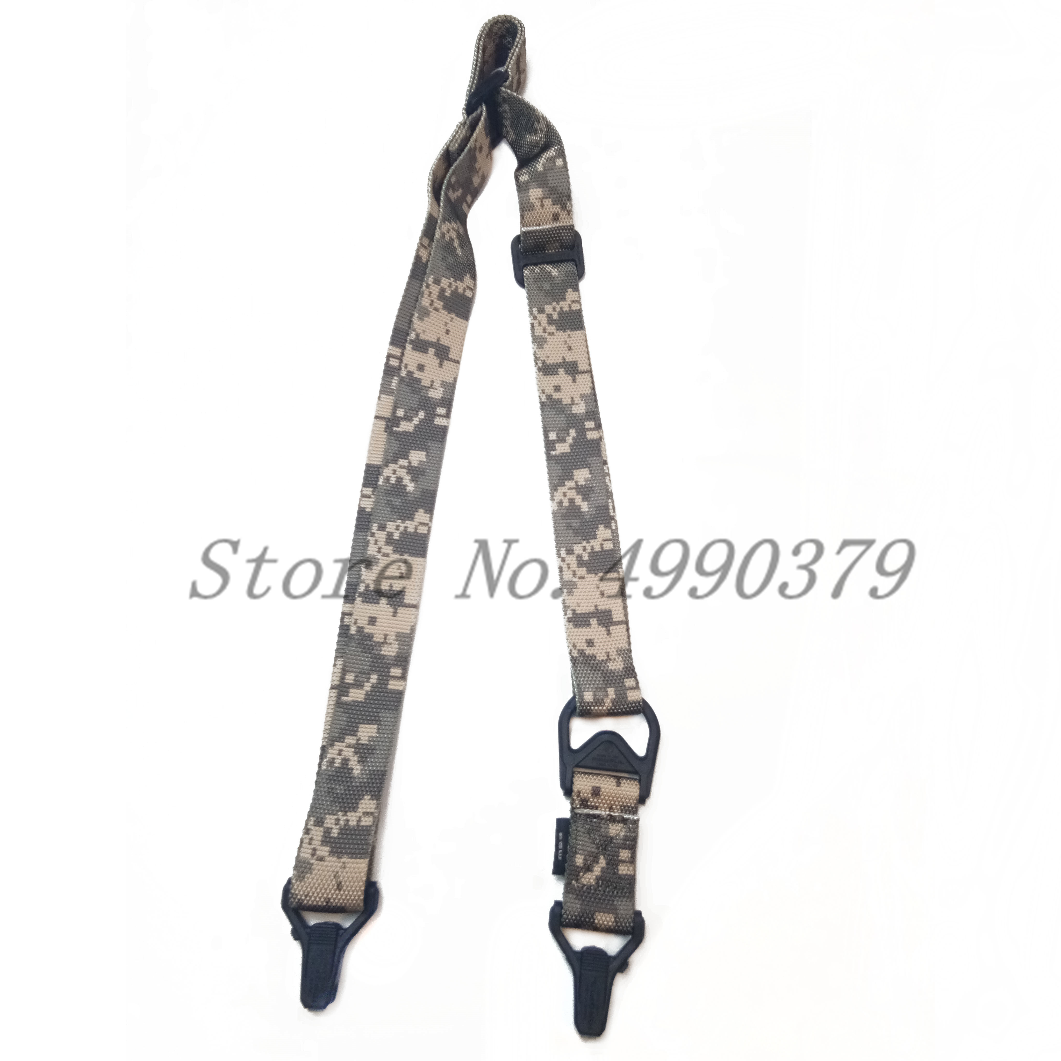 Image 5 - HANWILD  MS3 Tactical Sling Multi Mission Rifles Carry Sling Adjustable Length Shoulder Straps Wholesale-in Hunting Gun Accessories from Sports & Entertainment