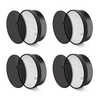 Air Purifier LV H132 Replacement Filter (4 Pack)