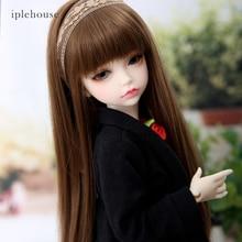 Iplehouse IP KID Lonnie BJD Doll 1/4 Fashion Childlike Kiddie MSD Resin Figure Dolls Toys For Children Fullset Option