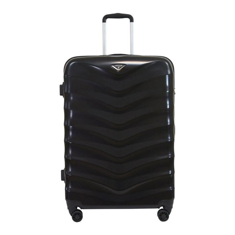 Suitcase-trolley Verage GM15059W24 black portable plastic folding trolley black