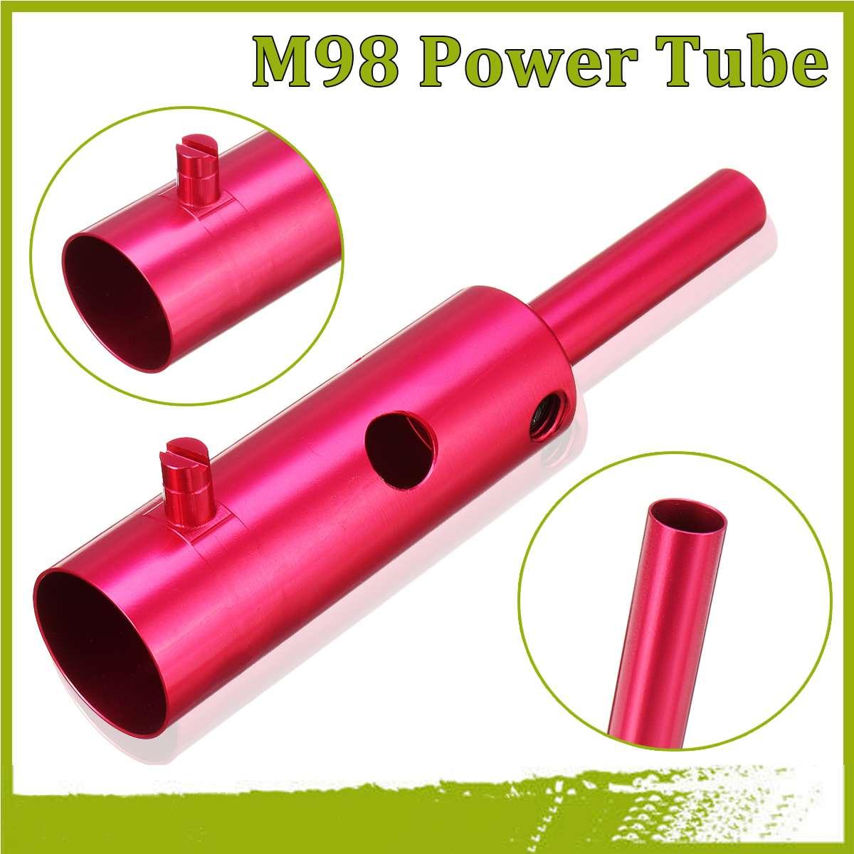 Aluminum Alloy Power Tube Powertube Upgrade Part For Tippmann M98 Model 98