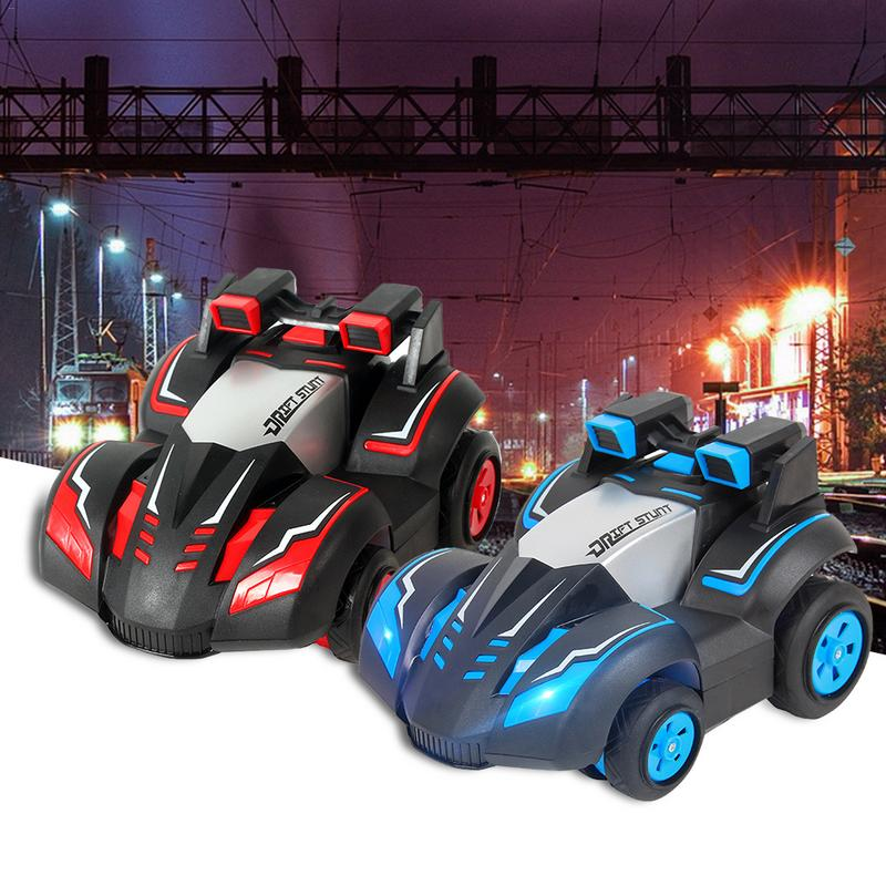 2.4G 4WD High-Speed Off-Road Car With Lights Remote Control Model Rotating Dump Truck Stunt Car Toys For Boys Kids2.4G 4WD High-Speed Off-Road Car With Lights Remote Control Model Rotating Dump Truck Stunt Car Toys For Boys Kids