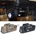 AIMTIS Тактический лазерный фонарик SBAL-PL Охота оружие Свет Combo Красный Лазерный Пистолет постоянный и стробоскоп пистолет свет Пикатинни