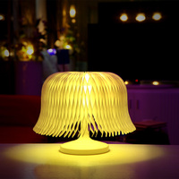 Creative Colorful Mini USB LED Night Light Changeable Bedside Lamp Festival Gift