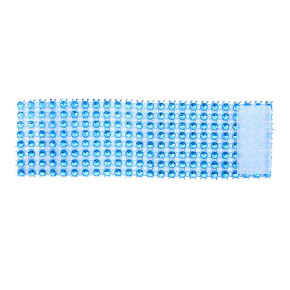 Diamante Crystal Curtain Clips Buckle Napkin Rings Decorative Strap Tieback Window