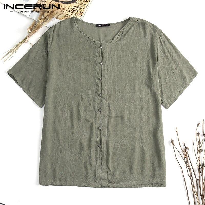 Летние футболки мужские s рубашки платье короткий рукав свободные фитнес летние мужские топы мужская одежда мужские рубашки белая рубашка ...