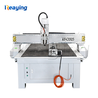 1325 Wood ATC CNC Router Machine With Straight And Round Tool Charger Woodworking Cutting Machine