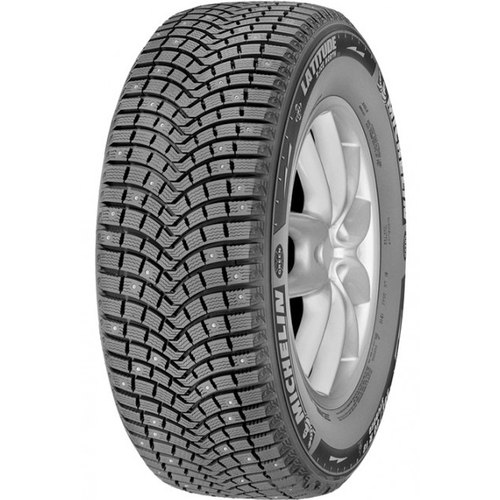MICHELIN LATITUDE X-ICE North-2+ 235/65R18 110T XL шип шина michelin latitude x ice north 2 245 70 r17 110t шип