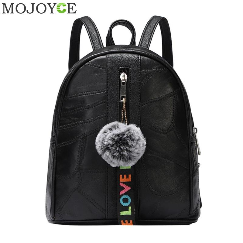 Backpack Women Japan and Korean Leather Sheepskin Backpack Travel Soft Leather Large Capacity fashion Backpack women 2018Backpack Women Japan and Korean Leather Sheepskin Backpack Travel Soft Leather Large Capacity fashion Backpack women 2018