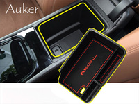 Car Interior Decoration Console Armrest Storage Box Container Car Styling 1Pcs/Set For Opel Insignia 2017 2018 2019 Interior Mouldings     -