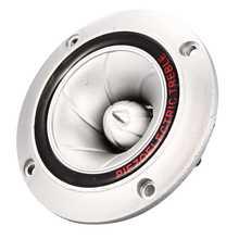 80*80 мм пьезо-рупорный динамик твитер 30 кГц пьезоэлектрическая головка водителя громкий динамик ВЧ 100 Вт круг пьезо громкий динамик s