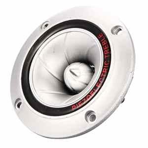 Piezoelectric-Head-Driver Speaker Tweeter Piezo-Horn 100W 30KHZ Circle Treble 80--80mm