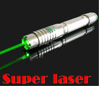 Powerful 532nm 200000m 200W Strong power Military green laser pointer LED burn match candle lit cigarette wicked Lazer Torch