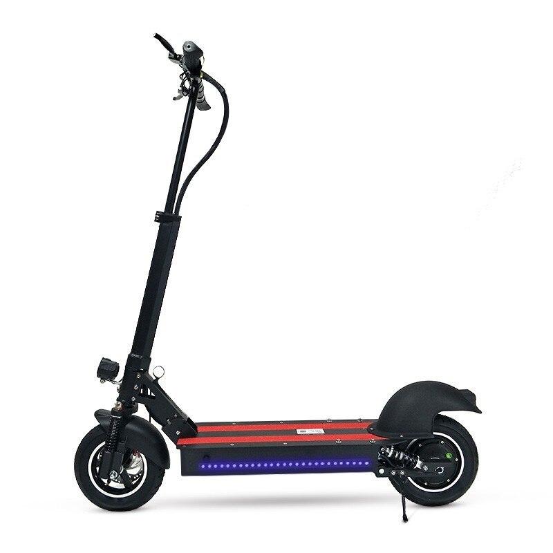 Ruima Mini scooter Elétrico 201-500 w Versão À Prova D' Água Poderoso Centro de Vespa scooter de Energia Elétrica À Prova D' Água Forte