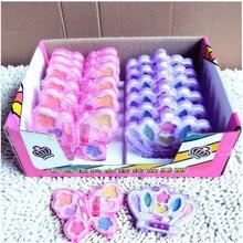 1 шт. ролевые игры набор косметики игрушки девушки макияж Инструменты Набор моделирования губная помада и тени для век для детей