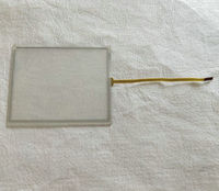 Original For Applicable P/N TT10240A30 117*142mm Glass Monitor Digitizer Resistive Touch Screen Panel Resistance Sensor