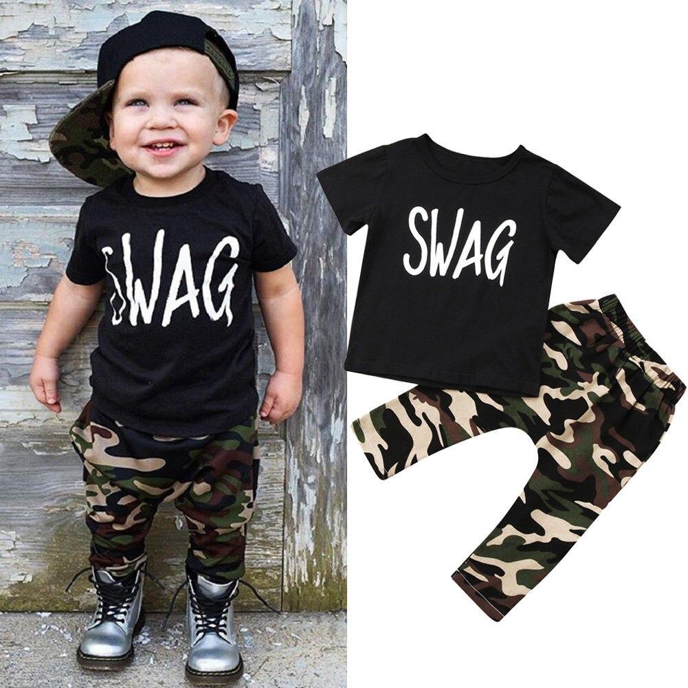 Boys Swag Set