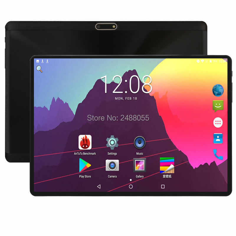 New Seller 10 inch tablet 4G FDD LTE Octa Core 4GB RAM 64GB ROM 1280x800 IPS 2.5D Glass Android 8.0 Tablets 10 10.1 Media Pad