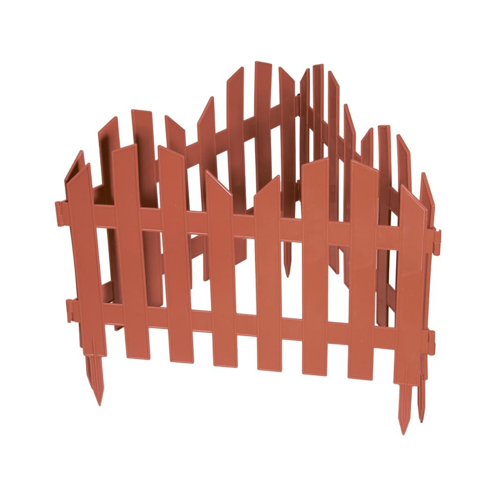 Fencing, Trellis & Gates PALISAD 65025 Romantika Garden Fences Decorative Fence цена